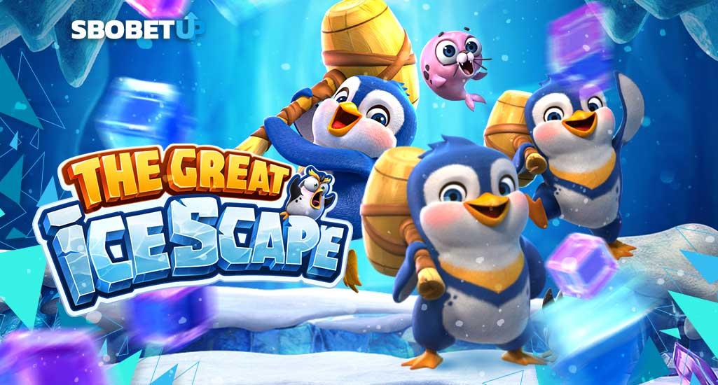 สล็อตเพนกวิน แนะนำการเดิมพันที่น่าสนใจชื่อว่า THE GREAT ICESCAPE